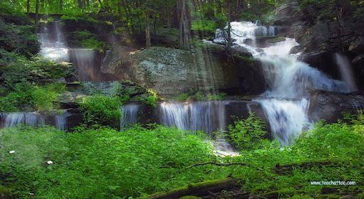 Ecran de veille gratuit cascades chute d 39 eau for Fond ecran qui bouge gratuit