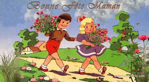 Bonne f te vous toutes les mamans seniors forum for Images gratuites fond ecran mer
