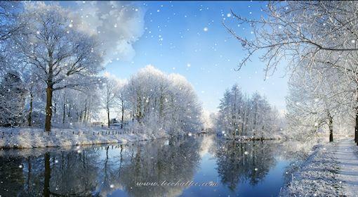 Fond ecran gratuit hiver for Fond ecran gratuit hiver noel